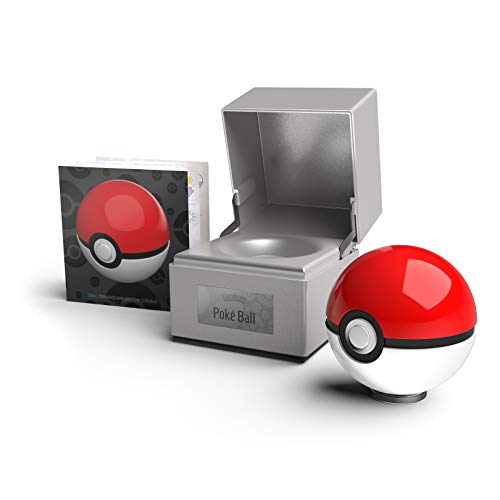Pokémon Electronic Die-Cast Poké Ball Replica
