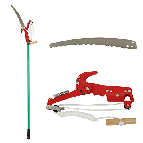 MultiWare Telescopic Tree Pruner Saw Blade Lopper Cutter Extendable 2.6...