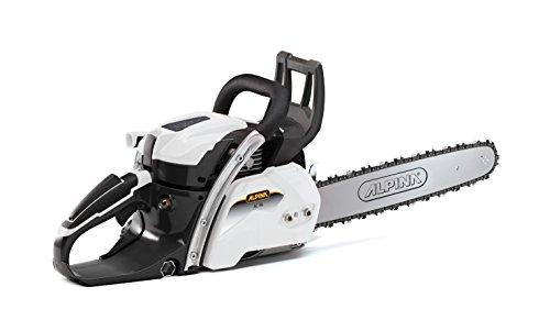 Alpina 240461800/A17Sierra de cadena, color blanco