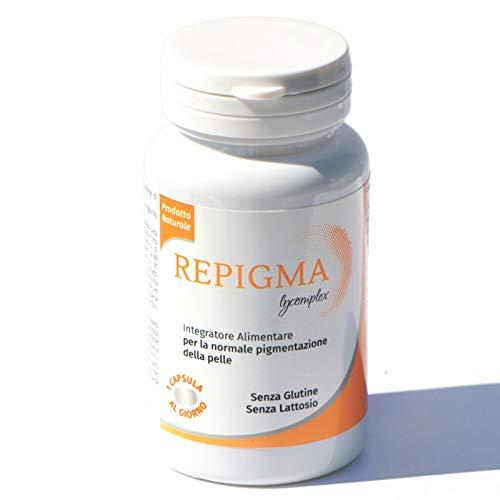 Repigma Lycomplex - Integratore Alimentare Utile nel Trattamento della Vitiligine - Confezione da 30 capsule