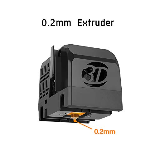 R QIDI TECHNOLOGY i Mates 3D Printer,All Metal Frame and Fully Closed Structure, with 0.2mm Precision Extruder, Print Size 10.24''(L) 7.87''(W) 7.87'(H), 2021 New Model