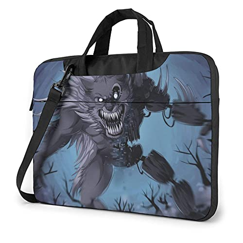 Five Nights at dy's Laptop Bag Tablet Portable Briefcase Protective Case Cover Menger Bags 14 inch