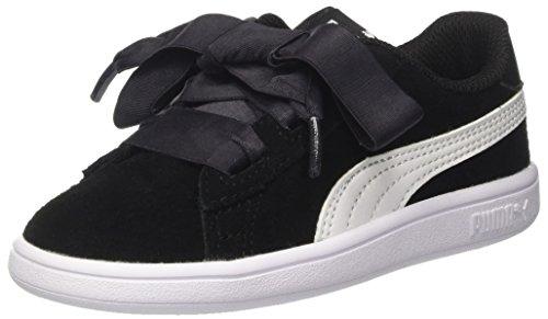 PUMA Unisex Baby Smash V2 Ribbon Ac Inf Sneakers