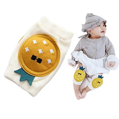 Angzhili 1 Pair Baby Knee Pad for Crawling,Elastic Anti-Slip...