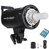 GODOX SK300II Estudio profesional estroboscópico serie SK 220 V de potencia Monolight 2.4G 5600K Max 300WS GN58 Bowens Mount Flash Studio Light lamp