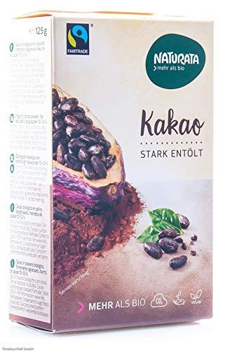 Naturata AG Naturata Kakaopulver Bild