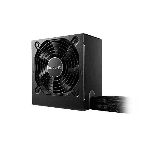be quiet! System Power 9 alimentatore per computer 500 W ATX Black