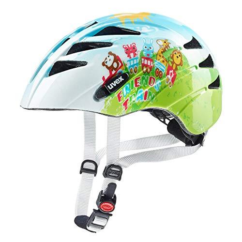 Uvex Unisex Jugend Kid 1 Fahrradhelm, Bunt, 47-52