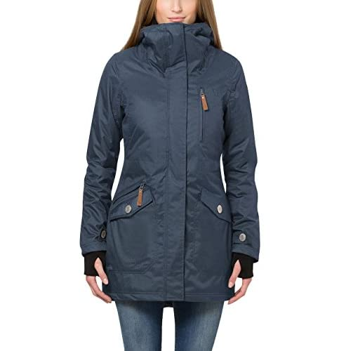 Berydale Women's Wind and Waterproof Parka Jacket