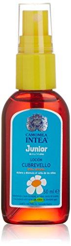 Camomila Intea - Loción para aclarar el vello corporal para niños de 6 a 14 años, 50 ml