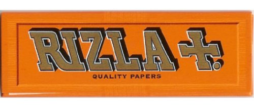 Rizla Liquorice Cigarette Rolling Papers- 10 Packets