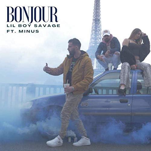 Lil Boy Savage feat. Minus