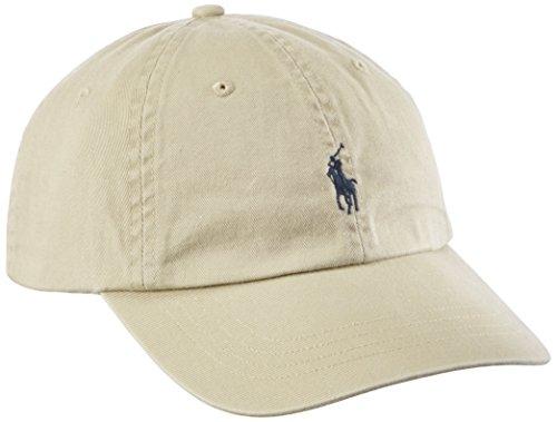 Casquette Ralph Lauren beige pour homme