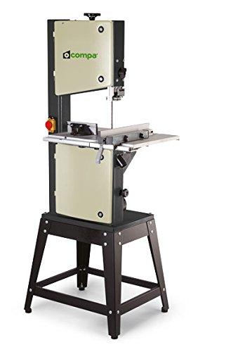Sierra de cinta para madera, modelo Compa BS 315 A, de 750