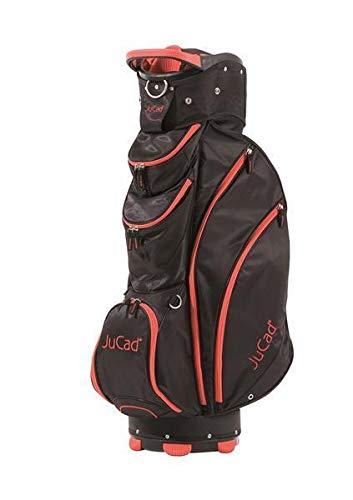 JuCad Bag Spirit schwarz-rot