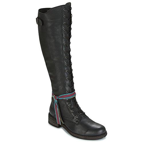 Felmini Hardy Stiefel Damen Schwarz - 41 - Kniestiefel Shoes