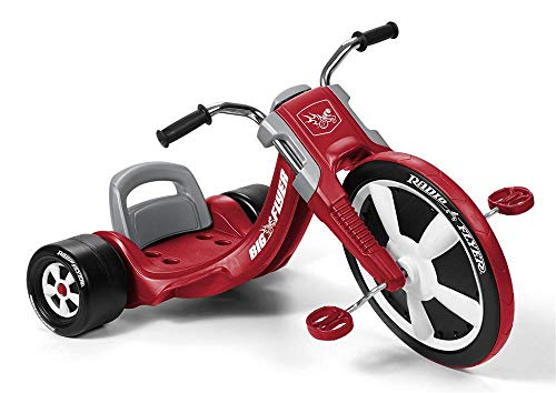 Radio Flyer 474 - Deluxe Big Flyer, driewieler, rood