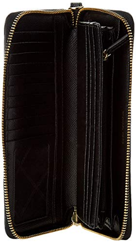 Michael Kors Womens 32S5GTVE9L001 Jet Set Travel Continantal Wallet Black