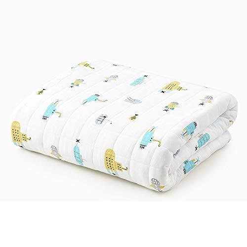 GESS Oversized baby katoen comfortabele luier, thuis baby waterdichte matras, verfrissend comfort 200 x 150cm