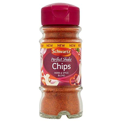 Schwartz Perfect Shake Chips (55g) - Pack of 2
