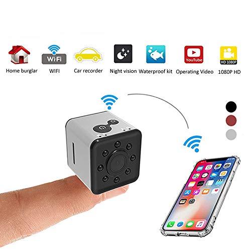 We1lessz SQ13 HD WiFi Pequeña Cámara IP Pequeña Cámara 1080P Sensor De Video Videocámara De Visión Nocturna Micro Cámaras DVR Grabadora De Movimiento Videocámara,Red