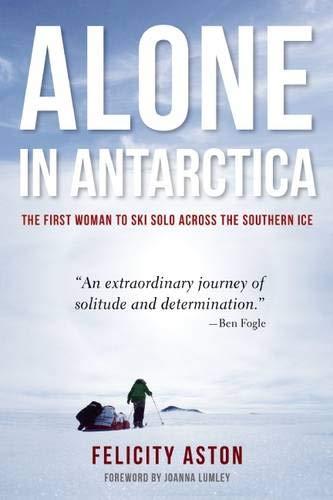 Alone in Antarctica