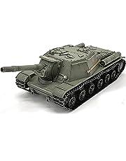 ARTISAN RUSSIAN SU-152 Artillería autopropulsada 1/72 Tanque de plástico Pre-construido Modelo