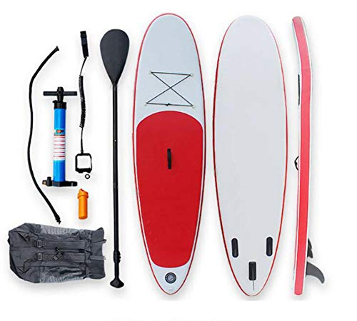 BYCDD Tabla de Paddle Surf Hinchable, Antideslizante de la C