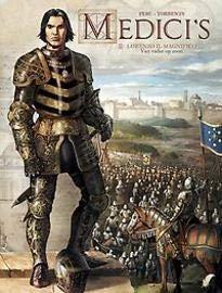 Lorenzo il Magnifico 1449-1492: van vader op zoon (Medici's)