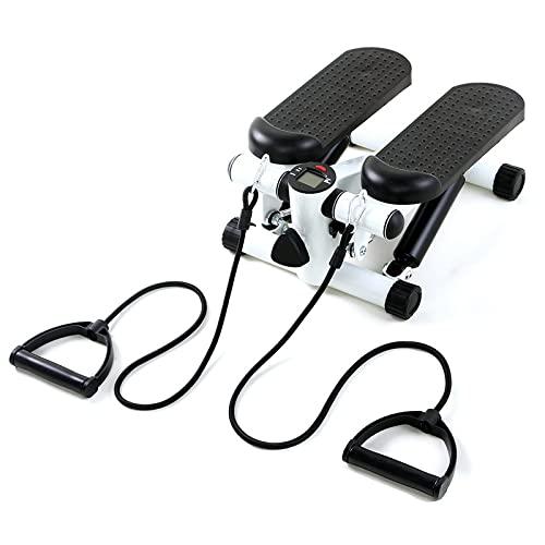 MTTLS Ejercitador de Pedal de Pierna y pie Bicicleta estacionaria y Mini Bicicleta estática para Entrenamiento en casa y Equipo de Ejercicio de Oficina