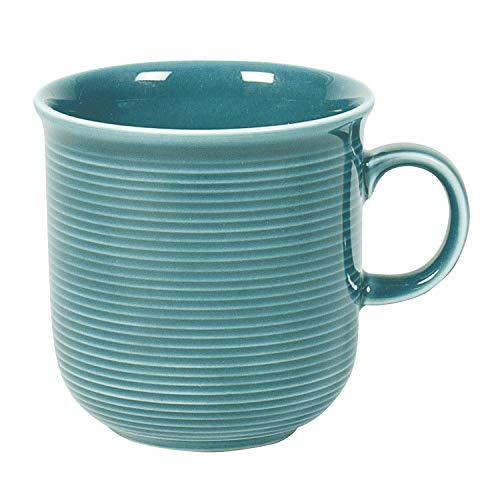 Thomas Rosenthal Trend - Colour - Becher mit Henkel, Henkelbecher, Kaffeebecher - Ice Blue - Porzellan - 280 ml