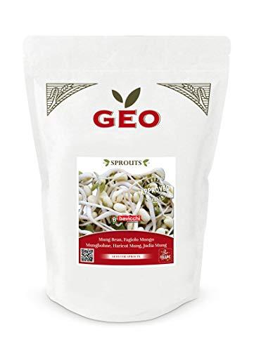 Geo Semi Di Fagiolo Mungo Per Germogli - 30 g