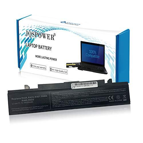 Portátil Batería para SAMSUNG A-PB9NC6B AA-PB9NS6W AA-PB9NS6B NP300V5A R428 R505 R540 R720 R580 P510 R530 RV515 P530 Q430 R420 R480 RF510 RV510 NP550P5C [6 celdas 4400mAh] - 12 Meses Garantía