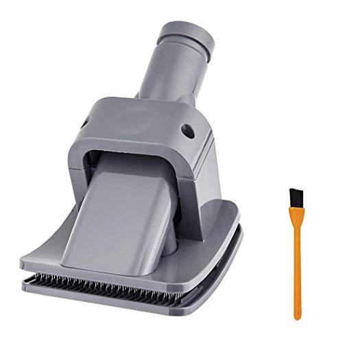 Honfa 1pcs Dyson Pet/Animal Groom Brush, Accesorio de Perro Dyson para aspiradoras Dyson con 1pcs Cepillo de Limpieza