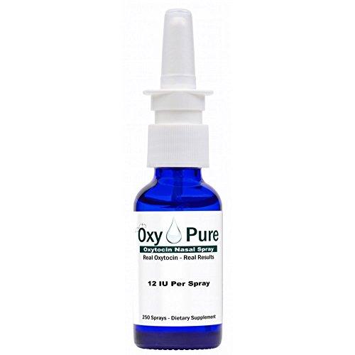 Oxytocin Nasal Spray Oxy Pure Real Oxytocin Real Results