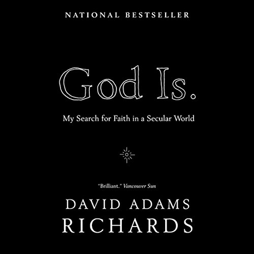 God Is audiobook cover art