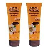 CORINE de FARME Graisse à Traire en Crème 125 ml - Lot de 2