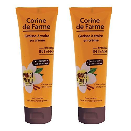 Corine de Farmme Spachtelfett, 125 ml, 2 Stück