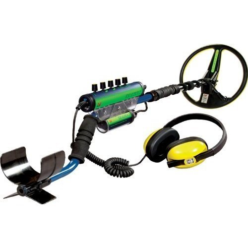 Minelab Excalibur II 1000 Bundle with Headphones, Car Charger & Extra...