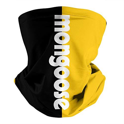 Mongoose-Bike- Face Mask for Men Women Rave Neck Gaiter