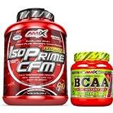 Amix Isoprime CFM Chocolate - 2 kg + Bcaa Instant - 300 g
