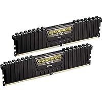 Corsair Vengeance LPX - Módulo de Memoria XMP 2.0 de 16 Gb (2 X 8 Gb, DDR4, 3000 MHz, C15), Negro