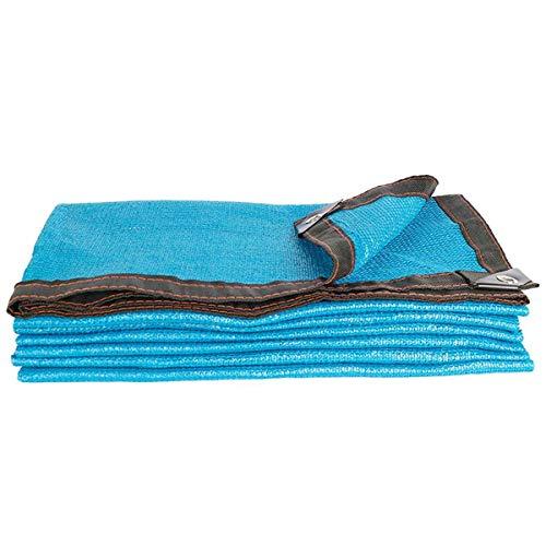 JMING - Pantalla para sombra, protección contra rayos UV, protección solar, protección solar, protección solar, cobertor para invernadero, cobertor de coche, 80% tasa de sombreado, 3*3M