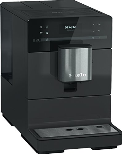 Miele cafetera eléctrica cm 5300Gr Gris/Antracita 1.3litro 220Watt
