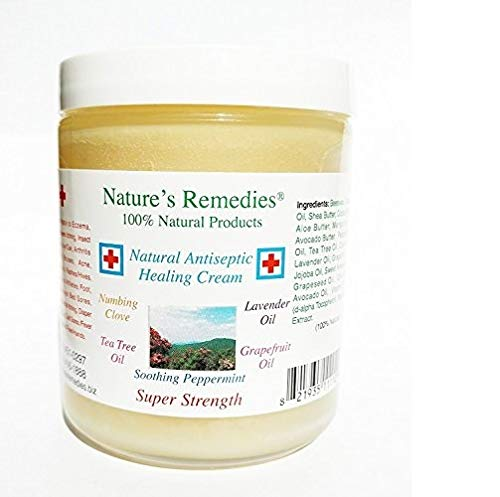 Natural Antiseptic Healing Cream