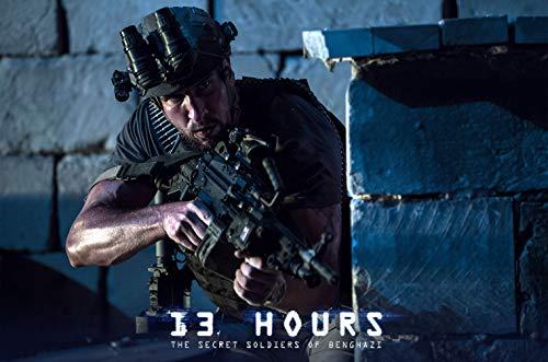 13 Hours: The Secret Soldiers of Benghazi (4K Ultra HD) (+ Blu-ray 2D)