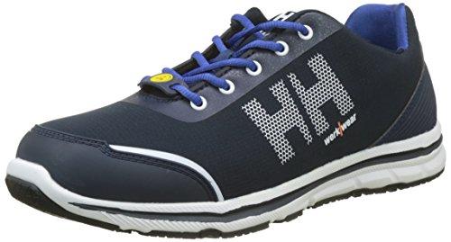 Helly Hansen Oslo 585-4378226 Schuhe mit weicher Spitze, Größe 43, Blau
