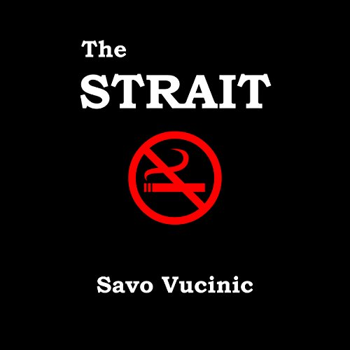 The Strait audiobook cover art