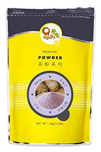 Qbubble Tea Powder Taro Powder, 2.2 Pound