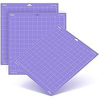 DIYIT 12x12 3-Pieces Stronggrip Cutting Mat for Crafts